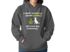 Unisex I Just Want To Dring Coffee W Hooded Coffee Sweatshirt - ThePopCoffee