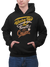 Wake Up & Smell The Coffee Hooded Coffee Sweatshirt - ThePopCoffee