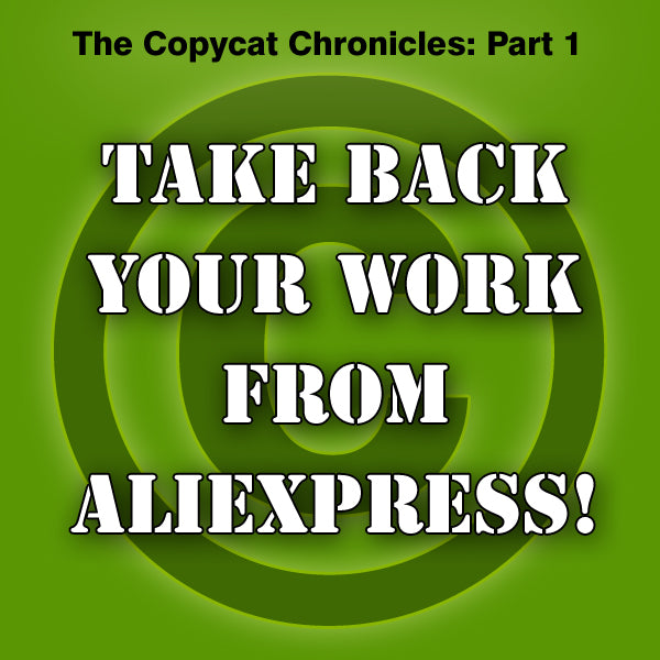 The Copycat Chronicles - Part 1  The definitive guide to