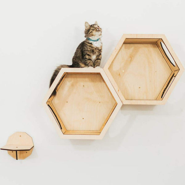 Cat Shelves for Cat Lovers to Catify on Amazon Handmade