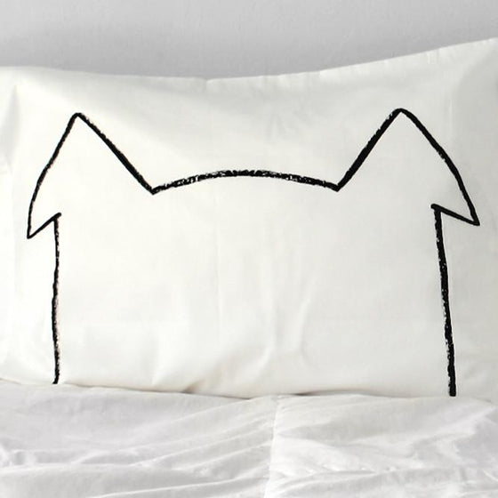 Dog Nap Pillowcase by Xenotees