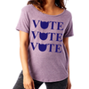 Cool Cats Vote Women's Backstage Tee