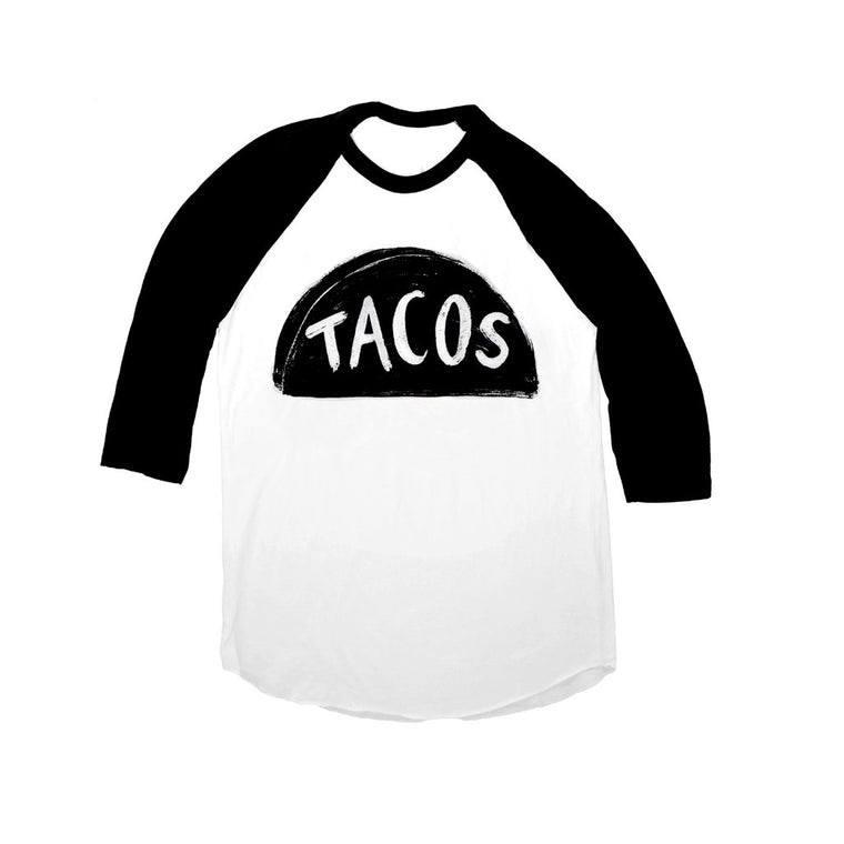 Team Taco Baseball Jersey T Shirt by Xenotees