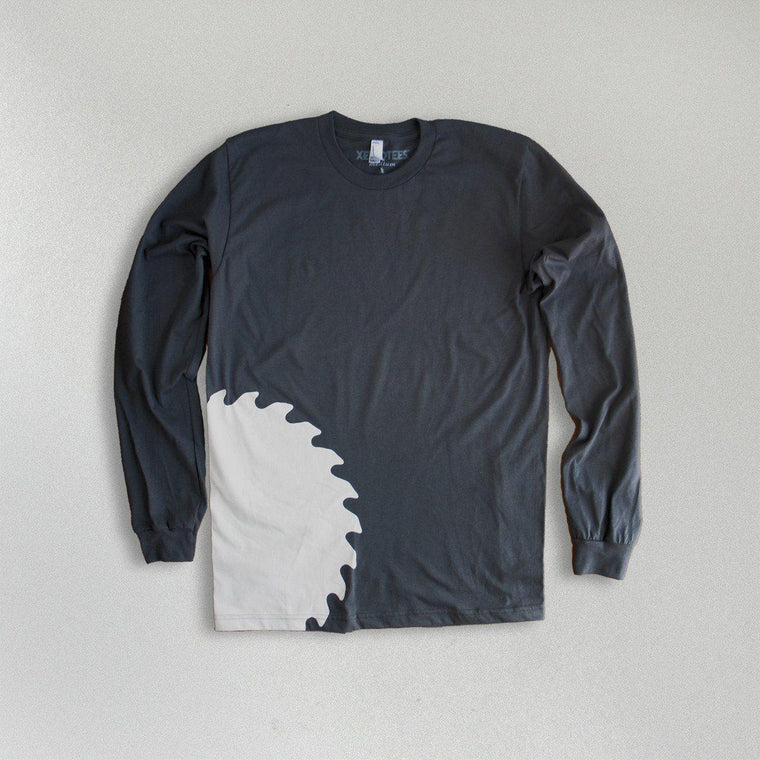 Mens Industrial Saw Blade Tee - Xenotees