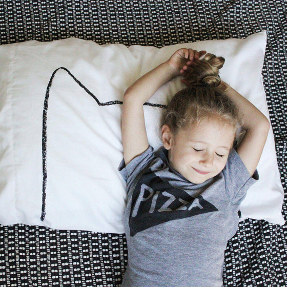 Cat Nap Pillowcase by Xenotees