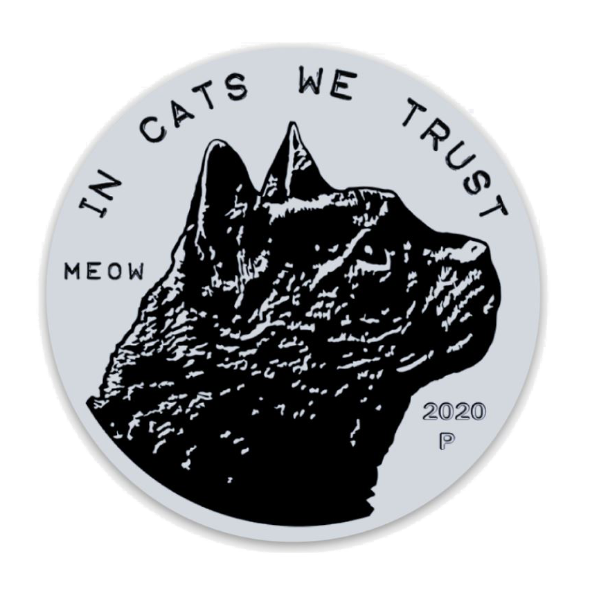 Cute Funny Cat Fridge Magnet