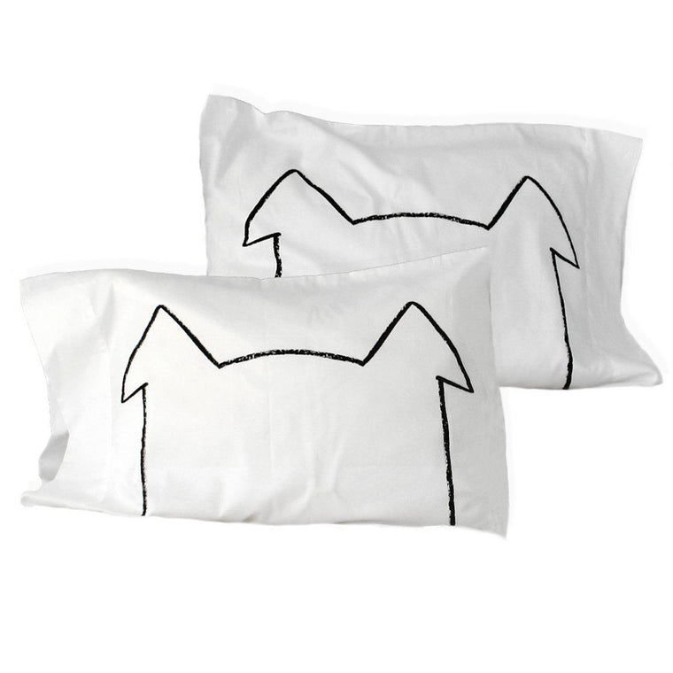 Dog Nap Pillowcases - Set of 2 by Xenotees