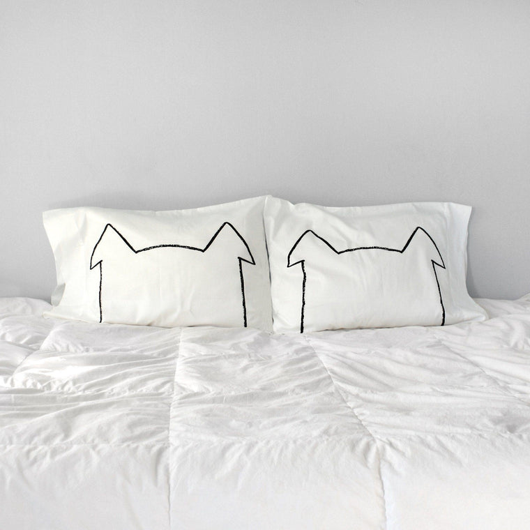 Dog Nap Pillowcase Set - Xenotees