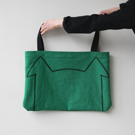 Lucky Dog Mom Market Tote Bag