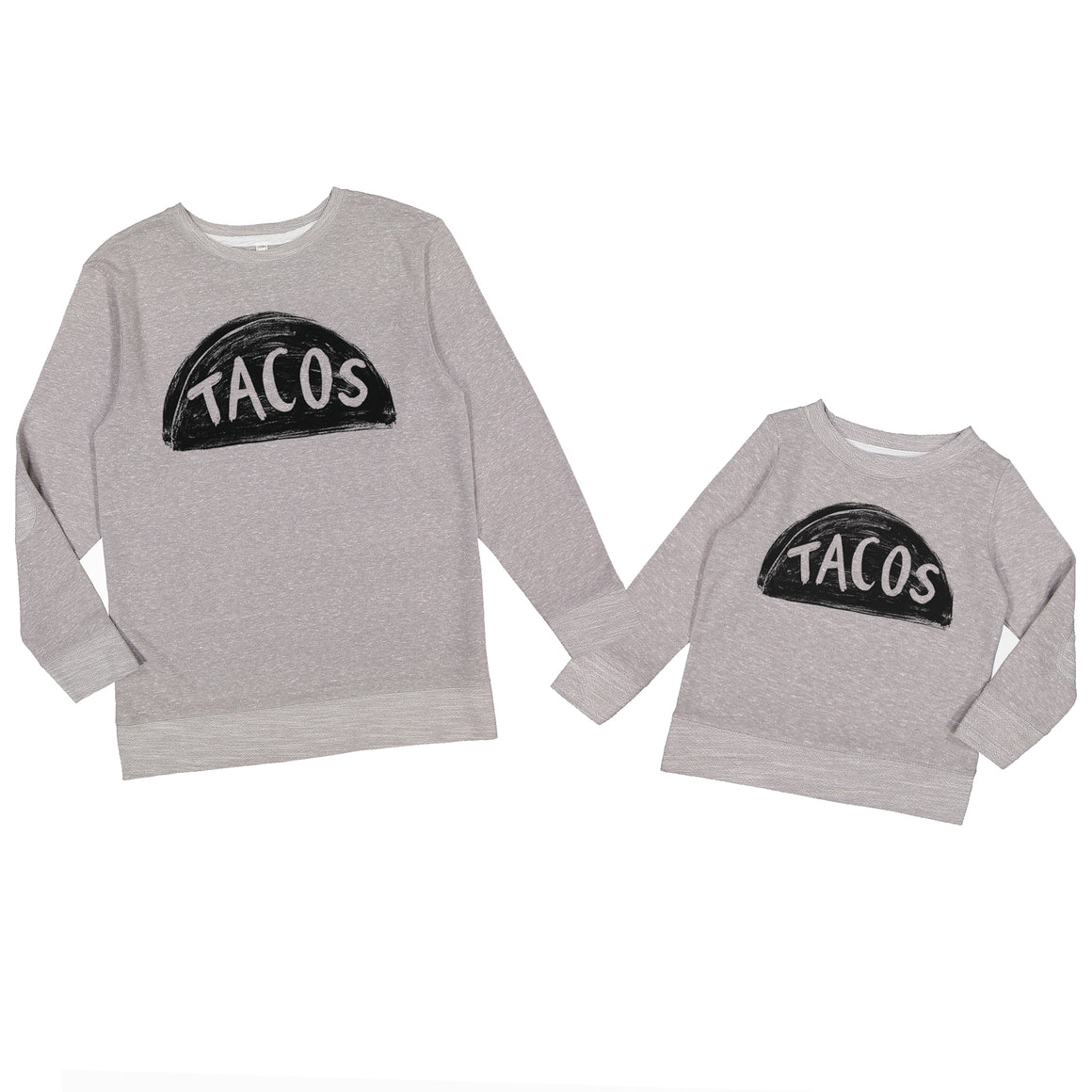 Mommy and Me Taco Tuesday Sweater Set