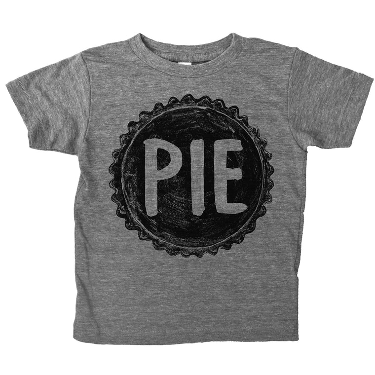 Kids Pie T-shirt by Xenotees