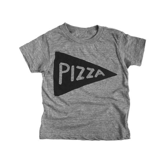 Pizza Baby Shirt by Xenotees