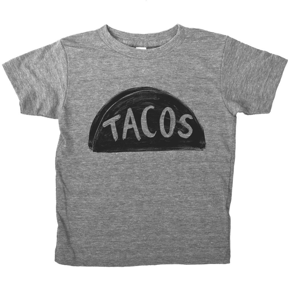 Kids Taco Tuesday T-shirt by Xenotees
