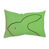 Bunny Rabbit Bed Pillow