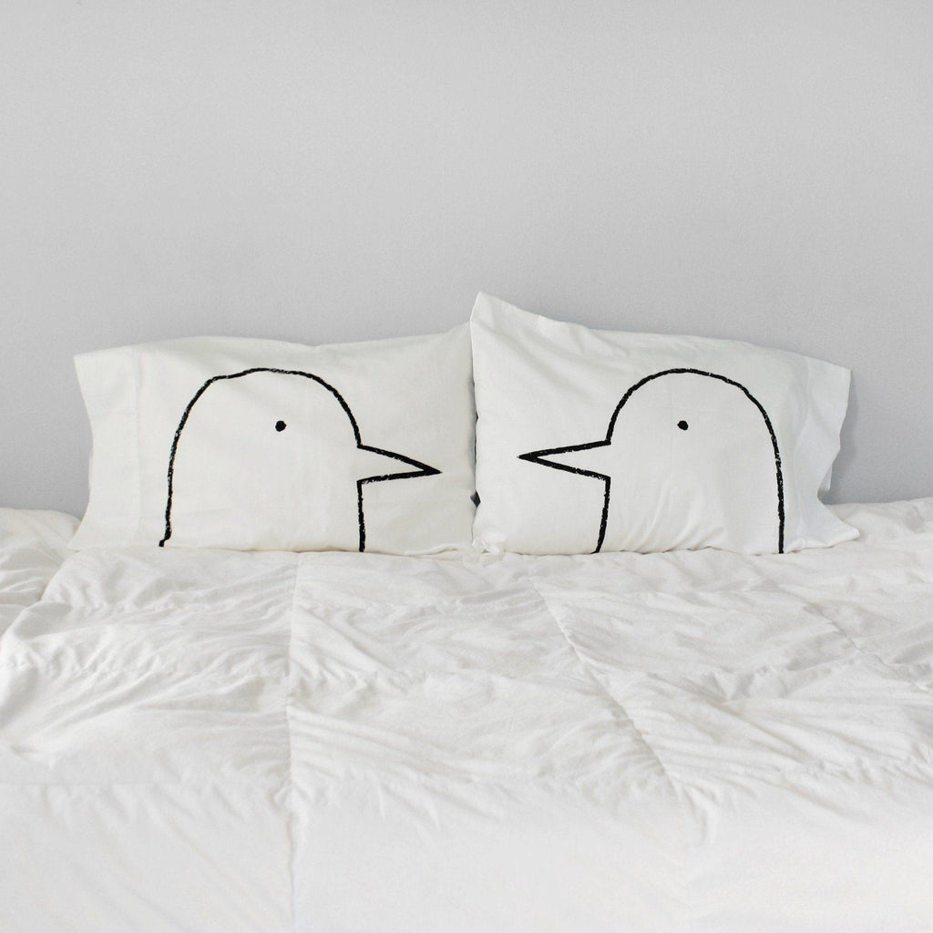 Lovebirds Pillowcase Set - Xenotees