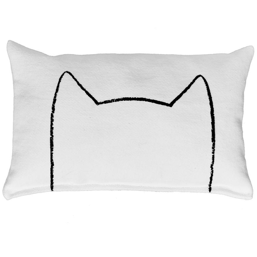 Mini Cat Nap Bed Pillow by Xenotees