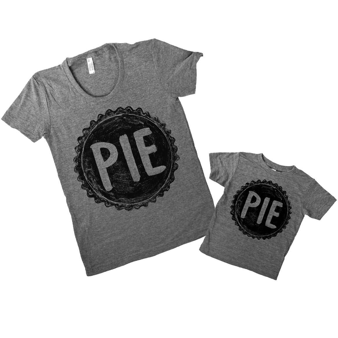 Mommy and Me PIE Shirts by Xenotees