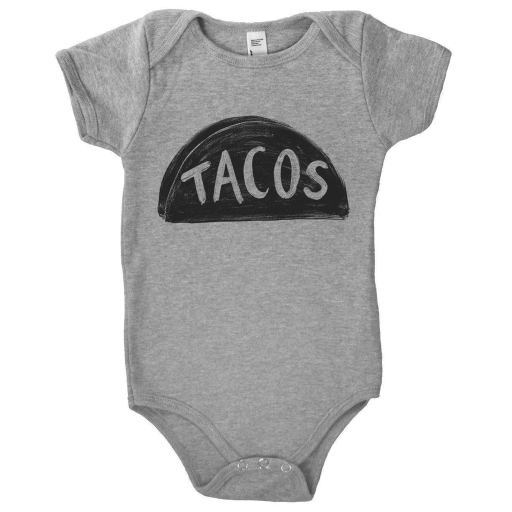 Taco Tuesday Baby Bodysuit by Xenotees