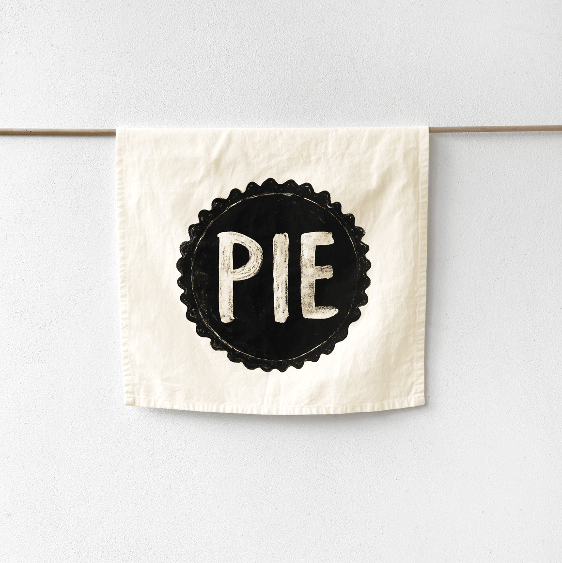 Organic Pie Kitchen Towel