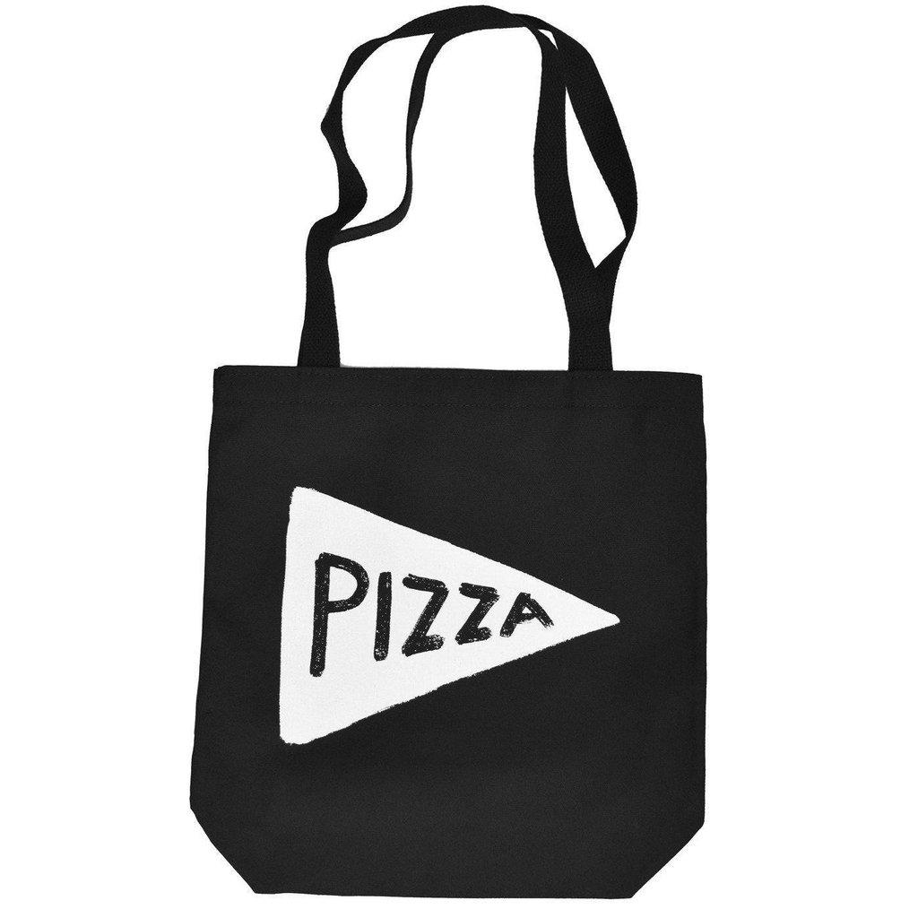 Pizza Tote Bag by Xenotees