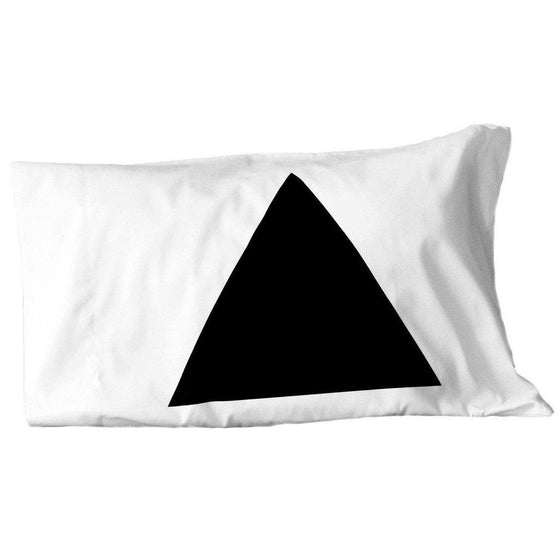 Pyramid Pillowcase by Xenotees