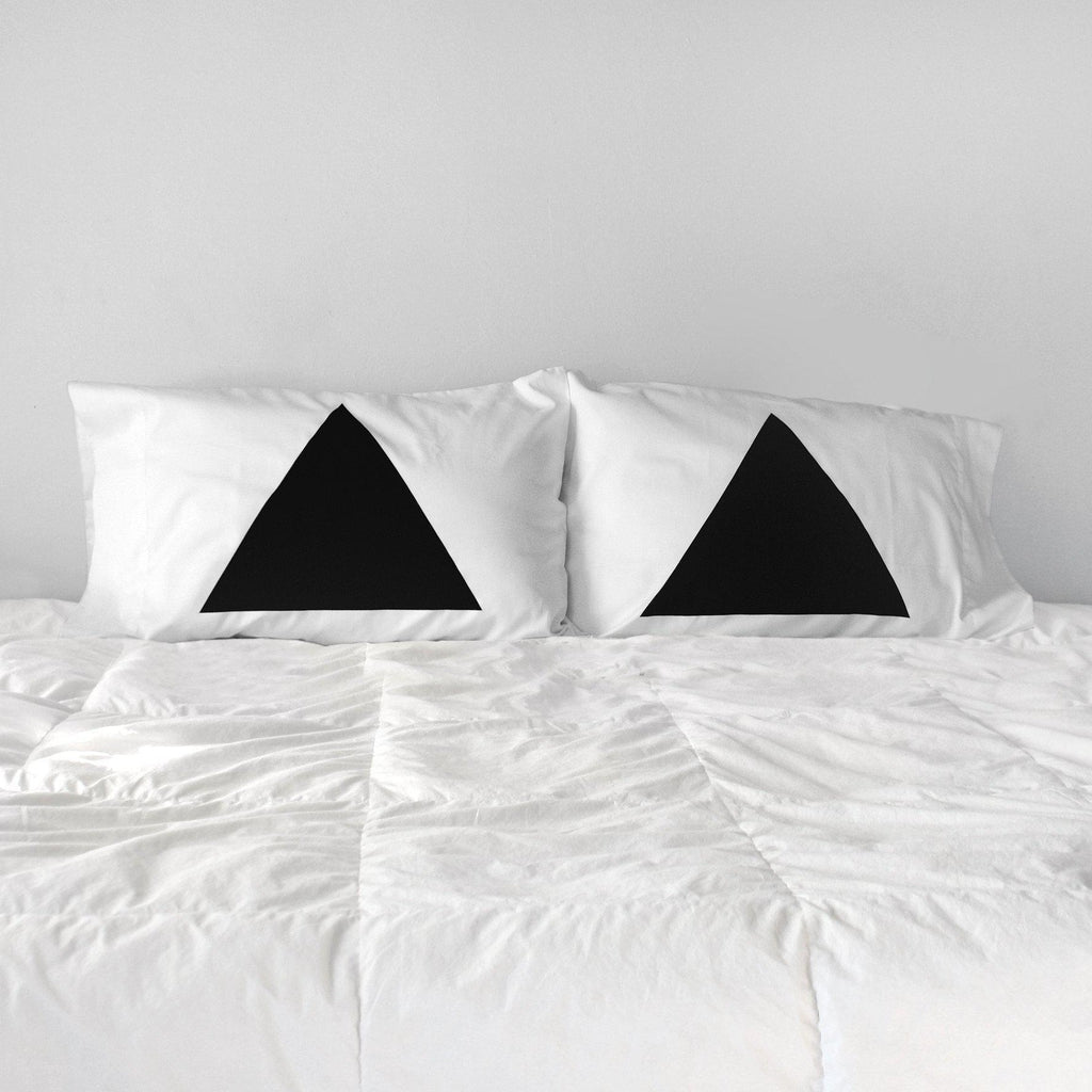 Pyramid Pillowcases - Set of 2 - Xenotees