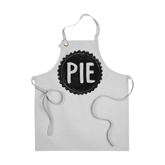 Pie Lover's Cotton Canvas Apron by Xenotees