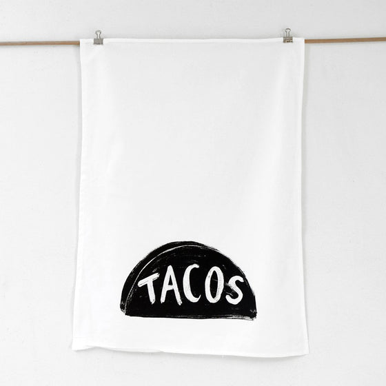Taco Lovers' Kitchen Towel by Xenotees