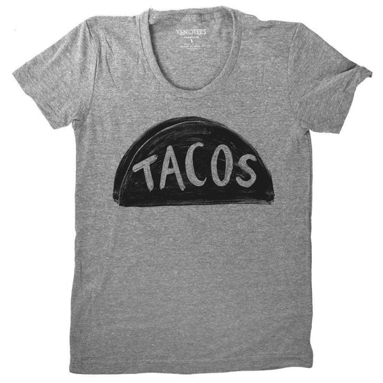 Women's Taco Tuesday T-shirt by Xenotees