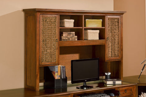 Fiji Large Hutch for Computer Desk