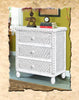 Santa Cruz 3 Drawer Chest