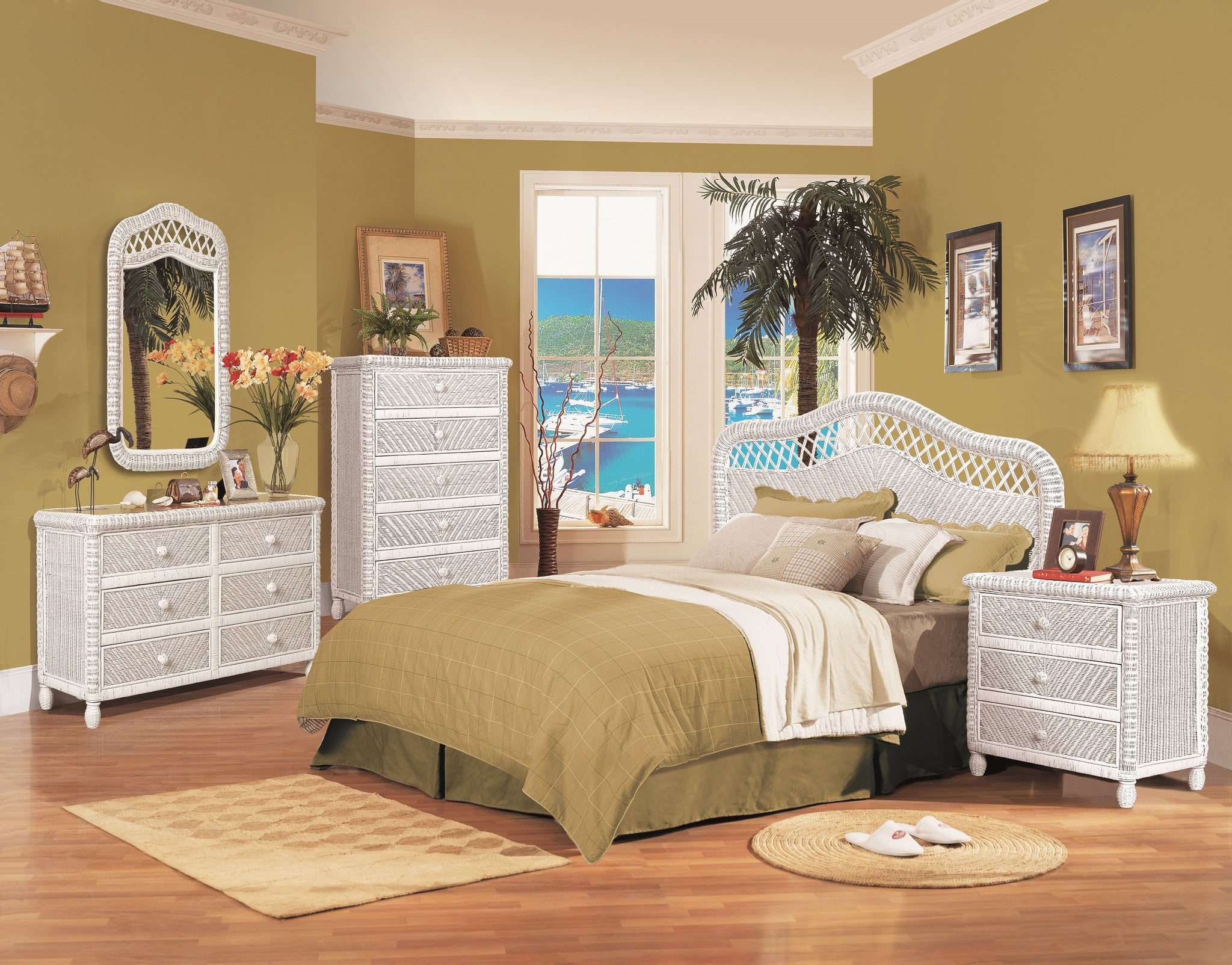 Santa Cruz Bedroom Furniture Santa Cruz 4 Piece Group Stix N Things