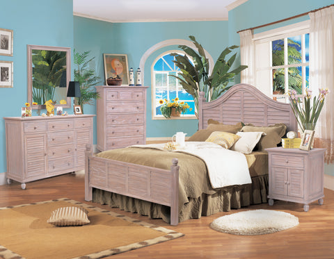 Tortuga Complete Queen Bed