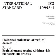 Gap Assessment Template - Biological Evaluation - ISO 10993-1 (2018 vs. 2009)