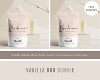 Balance by Everymoon Vanilla Duo Starter Bundle