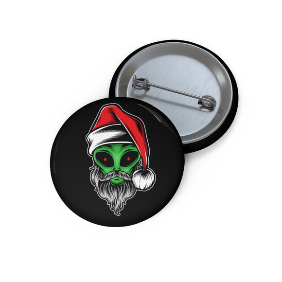 ♥ Custom Alien Santa Pin ♥ - MakersFolly®