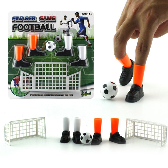 ♥ Funny Finger Toy Party Soccer Game Sets With Two Goals ♥ - MakersFolly®