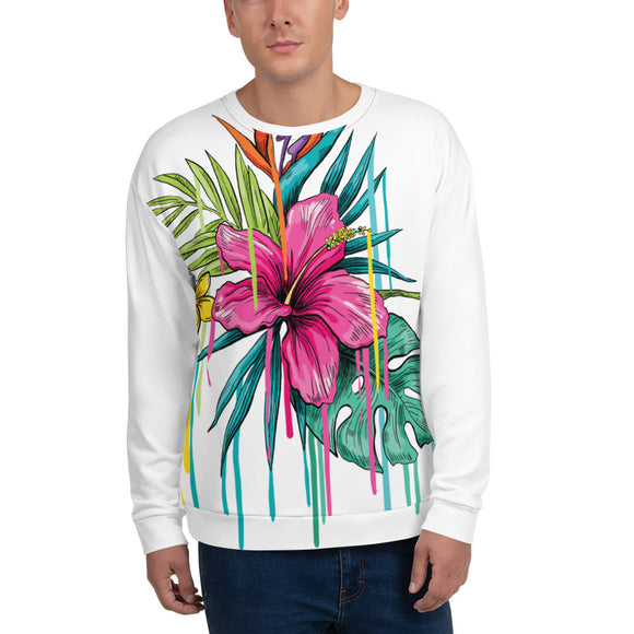 ♥ Tropical Dreams Unisex Sweatshirt ♥ - MakersFolly®