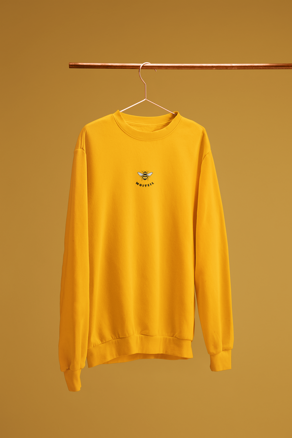 Bee Moiteil Sweatshirt - Sona Design