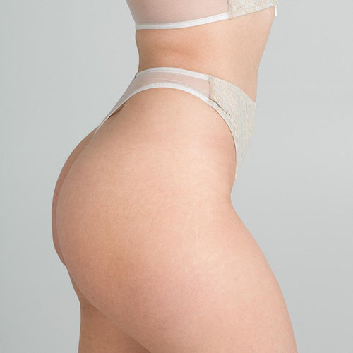Bleeker High Waist Thong