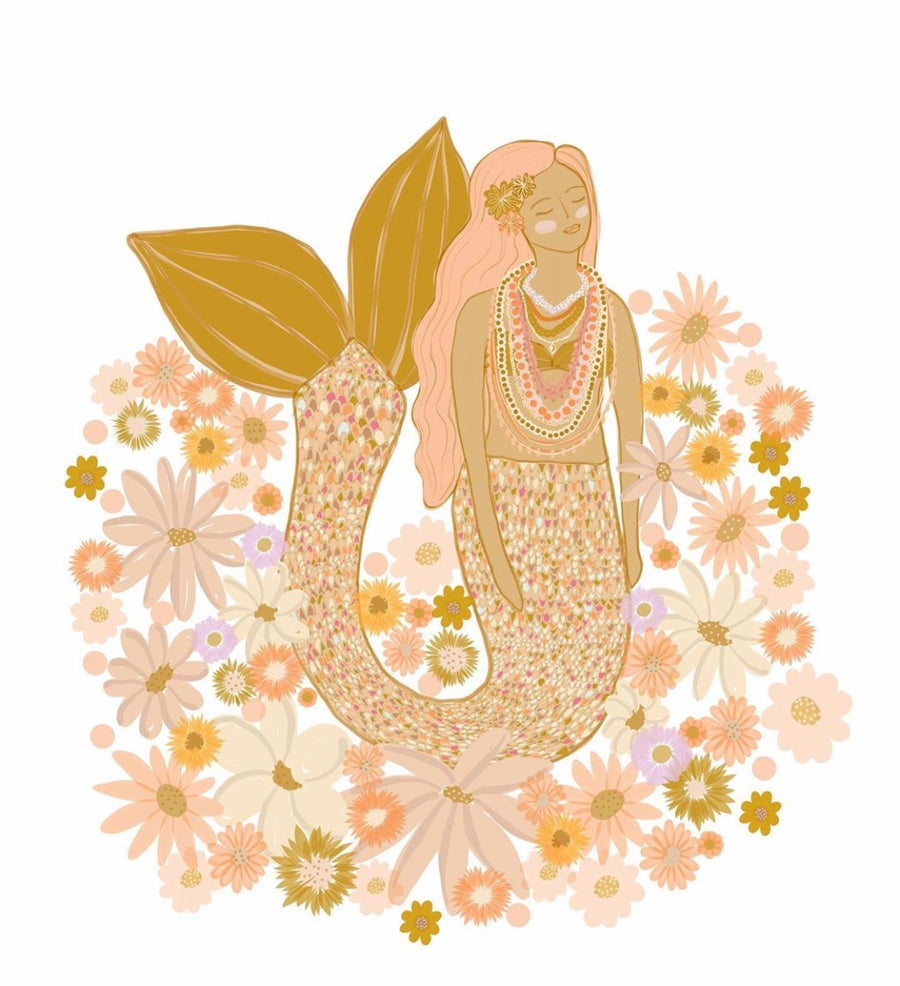 Spring Mermaid A4