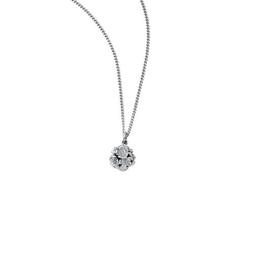 Small Flower Ball Pendant- 50cm