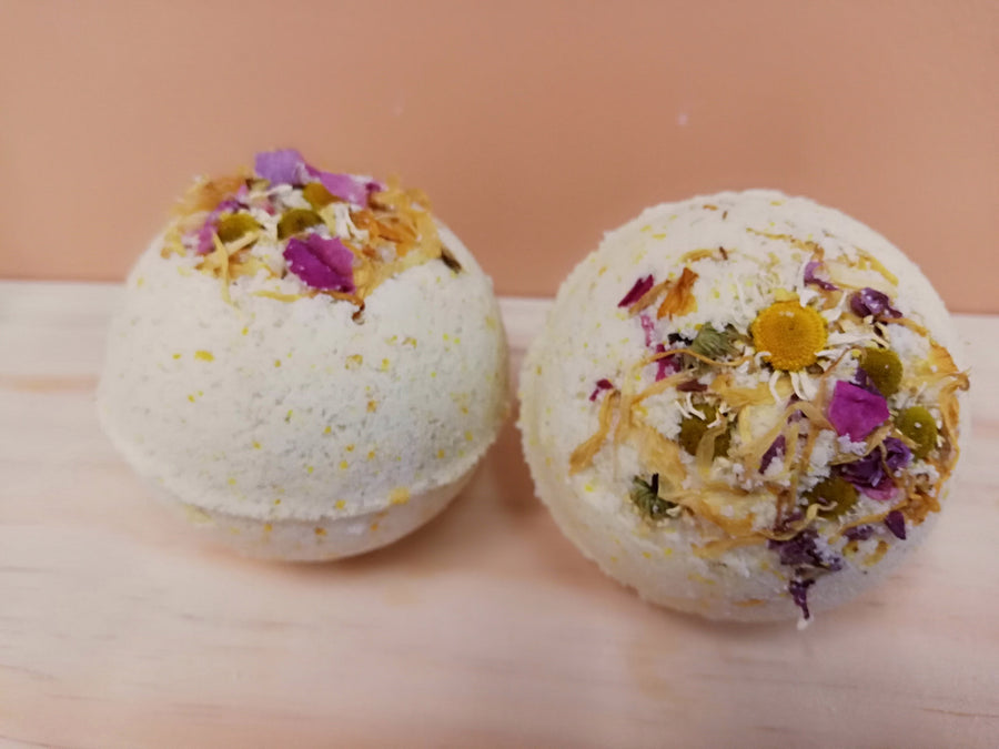Cleanse & Revitalise Pregnancy Bath Bomb