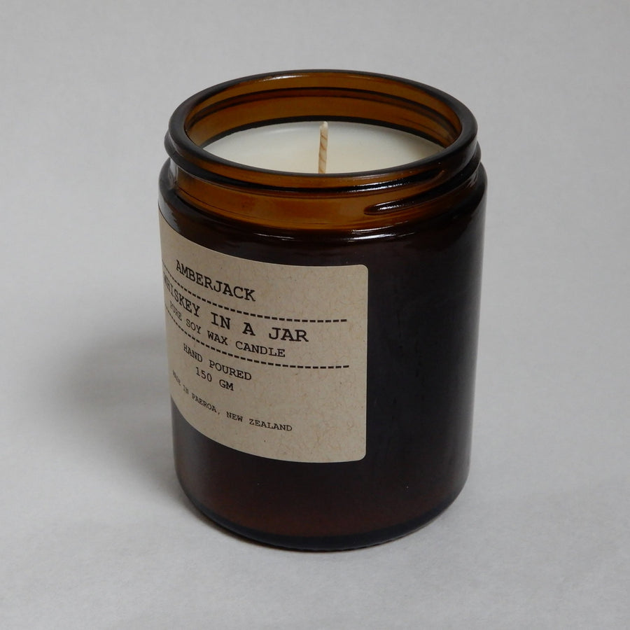 Whiskey In A Jar Candle