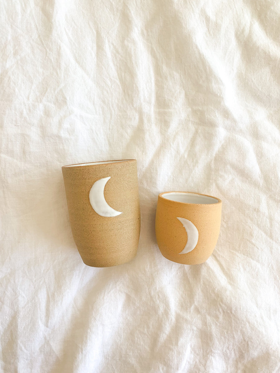 Mother & Child Moon Cup Set