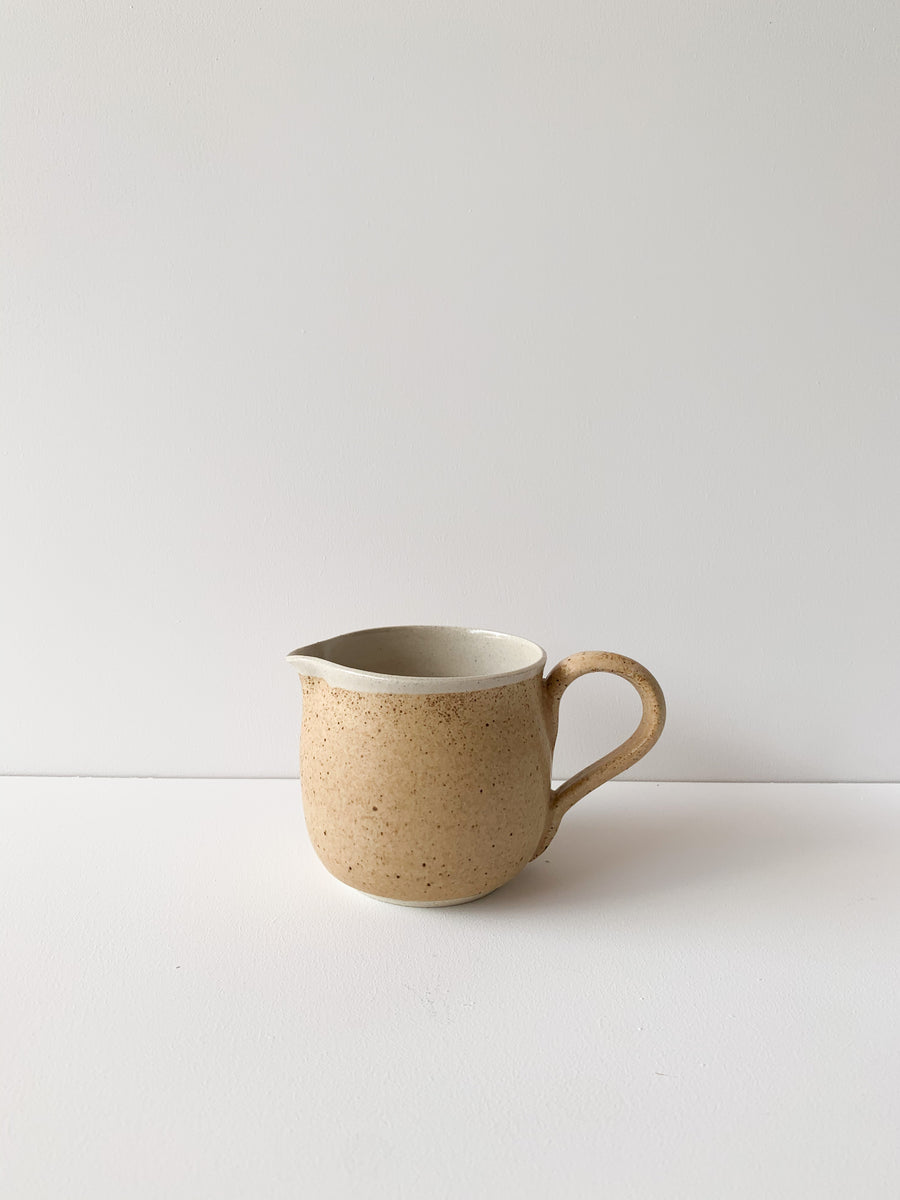 Earthy Orange Small Jug
