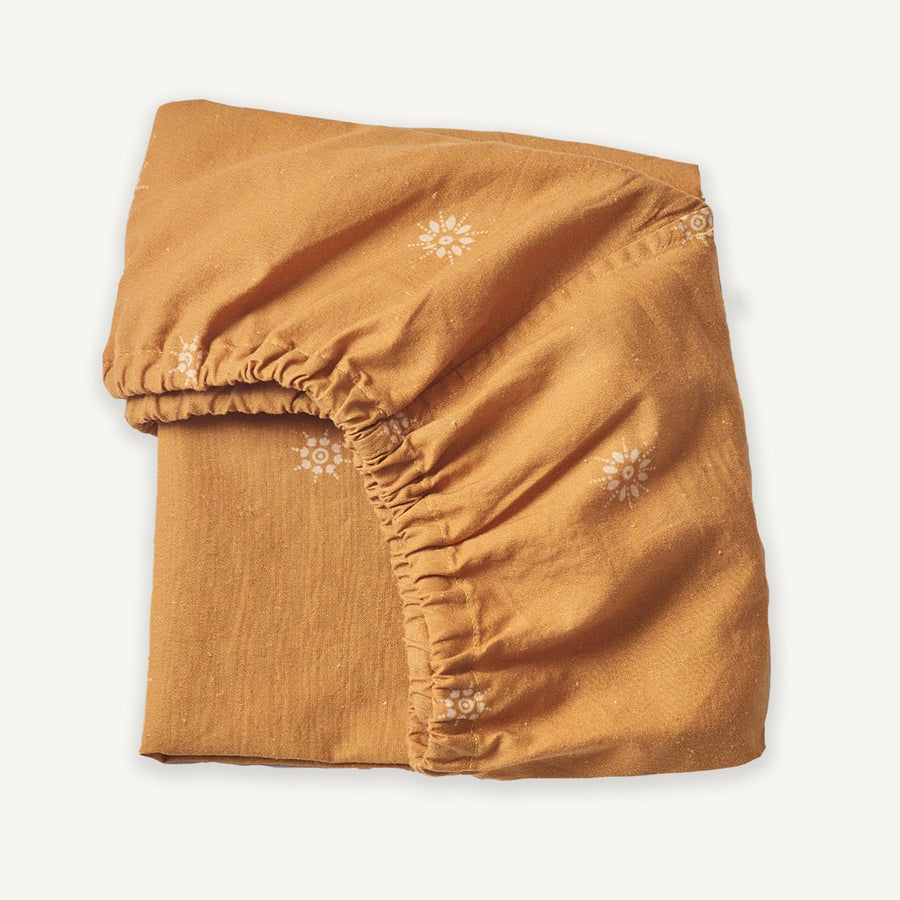 Celestial Sunshine Bassinet Sheet