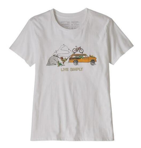 Live Simply Lounger Tee Women's