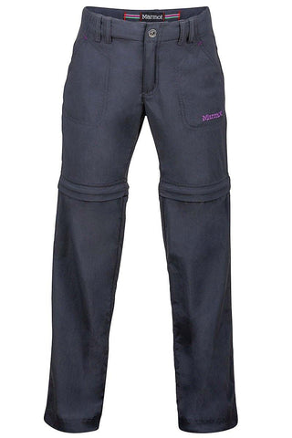 Lobo's Convertible Pant - Girls' - Marmot - Chateau Mountain Sports