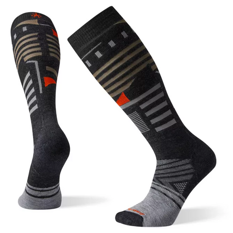 PhD Ski Medium Pattern Sock Men's - Smartwool - Chateau Mountain Sports